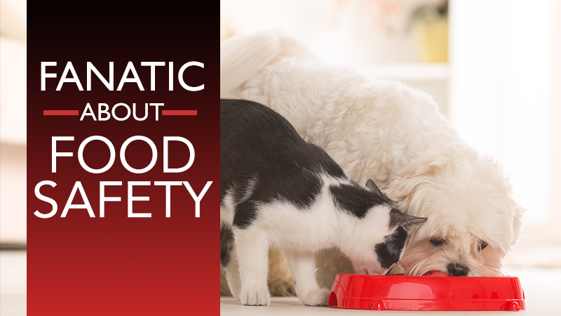 Fanatic About Food Safety